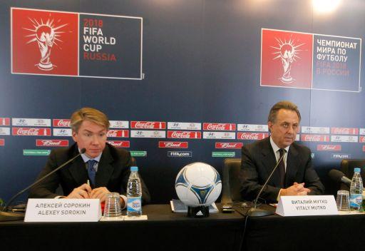 روسيا ترشح 4 مدن لإستضافة كأس القارات 2017