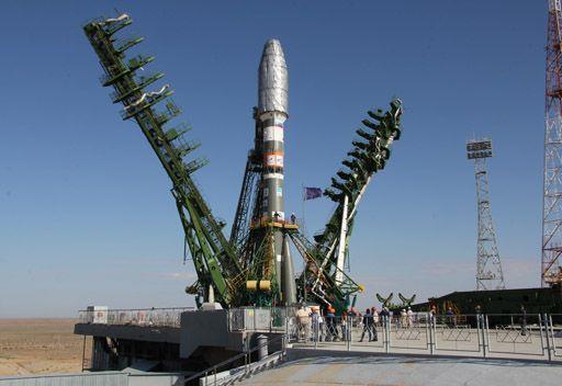 روسيا...اطلاق ناجح لصاروخ يحمل قمر