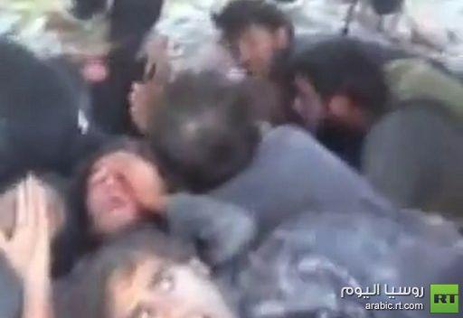 منظمة العفو تندد بتصفية 28 جنديا سوريا في