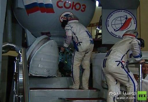 انطلاق الاستعدادات لإرسال بعثة جديدة إلى محطة الفضاء الدولية
