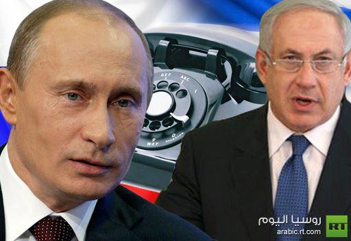 بوتين يدعو الإسرائيليين والفلسطينيين إلى ضبط النفس وعدم السير في طريق تصعيد العنف