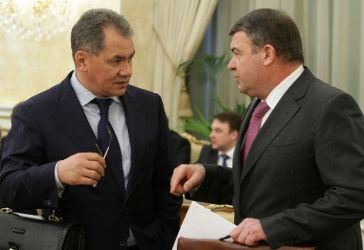 مصدر: وزير الدفاع الروسي السابق قد يواجه تهما رسمية متعلقة بالفساد الأسبوع الحالي