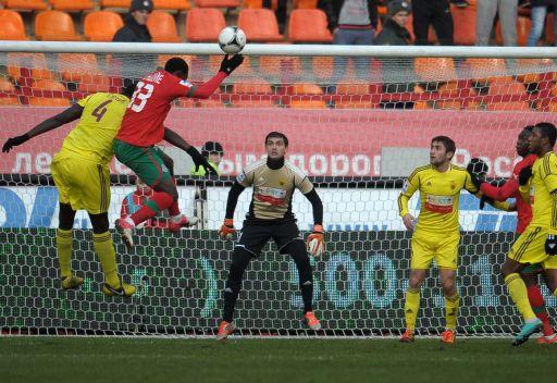 لوكوموتيف يواصل نزيف النقاط في الدوري الروسي