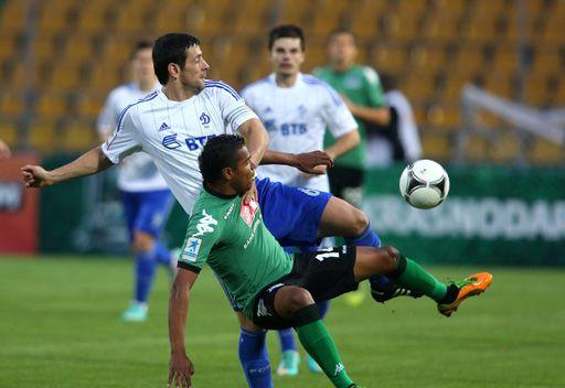 دينامو موسكو يسقط أمام كراسنودار بثنائية