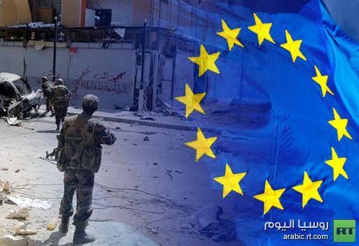 فرنسا تنتظر اعتراف الاتحاد الأوروبي بالائتلاف الوطني السوري المعارض