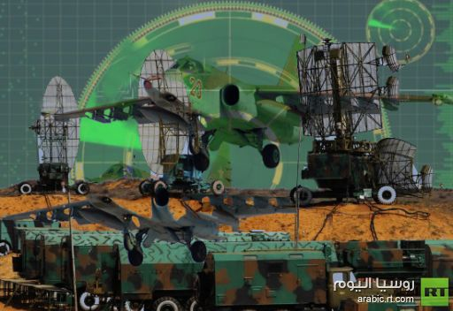 تدريبات لقوات الدفاع الجوي لبلدان رابطة الدول المستقلة