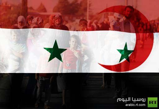 الأمم المتحدة: عدد اللاجئين السوريين في الدول المجاورة يتجاوز  465 ألف شخص