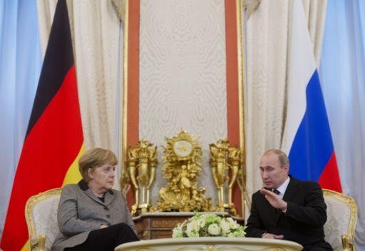 بوتين يعرب عن قلق روسيا من تفاقم النزاع الإسرائيلي الفلسطيني