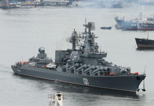 مجموعة من السفن الحربية الروسية قد تزور طرطوس