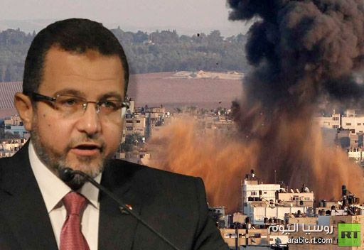 قتيلان و 7 جرحى في غارة اسرائيلية شمال غزة خلال زيارة رئيس الوزراء المصري الى القطاع