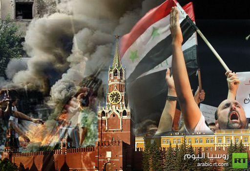 ممثلو معارضة الداخل السورية يطلبون من موسكو منع الأسد من قصف المدن السورية