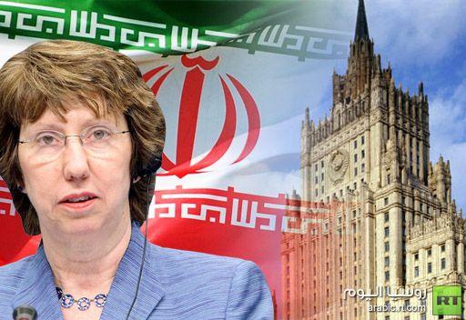 تصريح أشتون بصدد تشويش إيران على الفضائيات يثير حيرة موسكو