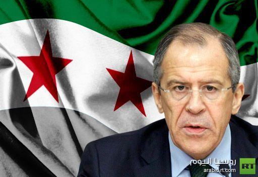 مصادر دبلوماسية: لافروف يلتقي يوم الثلاثاء بعمان ممثلي المعارضة السورية