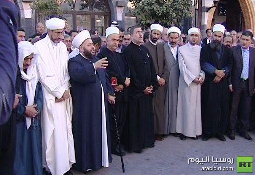 ملتقى الوئام الوطني يعلن دمشق آمنة لكل من يدخلها