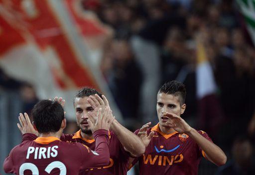 روما يبلغ ربع نهائي كأس إيطاليا