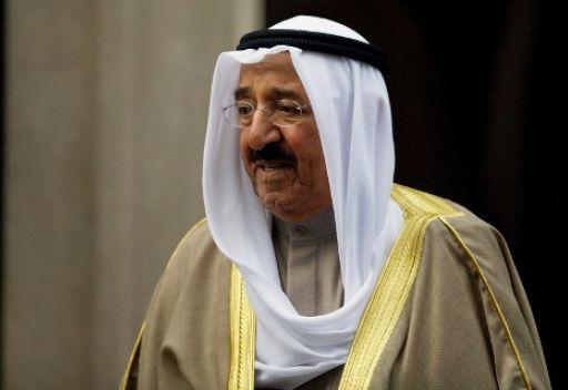 أمير الكويت صباح الأحمد الصباح