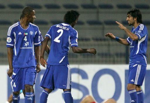 النصر يكتسح دبي برباعية في كأس اتصالات الإمارات 2dac3893f64c8c56d5a4
