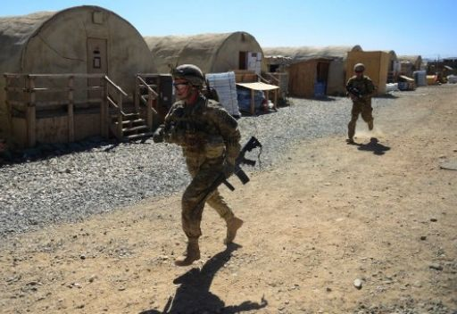 حركة طالبان تهاجم قاعدة أمريكية شرق أفغانستان