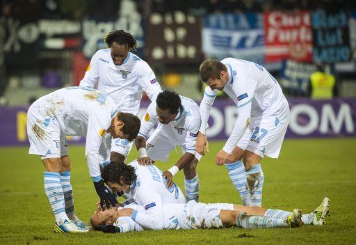 لاتسيو وفيورنتينا الى ربع نهائي كأس إيطاليا