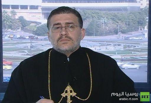الأب كبرئيل داود: الحراك في سورية هو استهداف متعمد لشرائح الشعب السوري