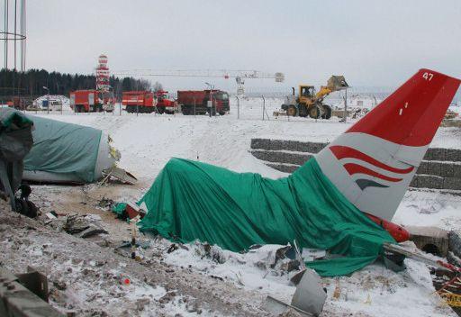 ارتفاع عدد ضحايا حادث تحطم طائرة في مطار