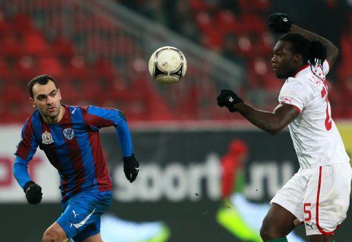 الدوري الروسي... فولغا يقنتص الفوز من أرض لوكوموتيف