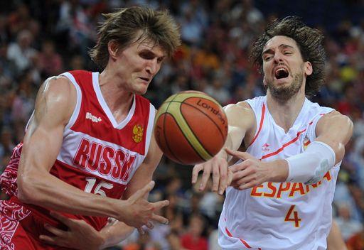 كيريلينكو ضمن قائمة المنافسين على لقب أفضل لاعب كرة سلة لعام 2012