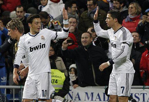 رونالدو يقود الريال الى الفوز على أتلتيكو في لقاء