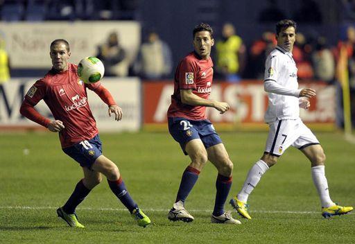 فالنسيا يضع قدماً في ربع نهائي كأس اسبانيا