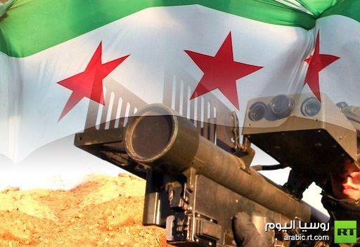 صنداي تايمز: واشنطن بدأت بتوريدات سرية للأسلحة إلى المعارضة السورية