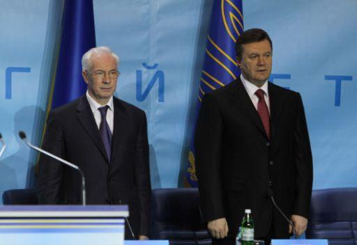 الرئيس الاوكراني يقبل استقالة رئيس حكومة  البلاد