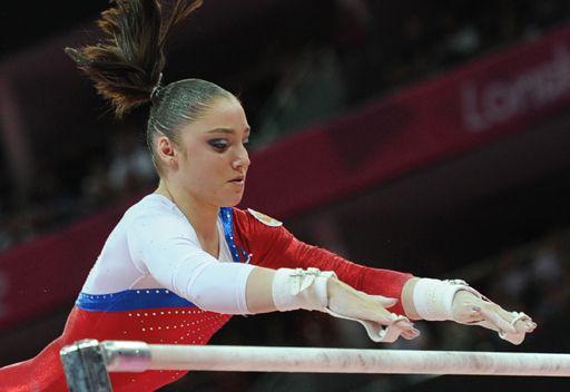 مصطافينا أفضل رياضية في روسيا لعام 2012