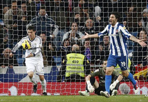 ريال مدريد يسقط في مصيدة التعادل في معقله أمام اسبانيول