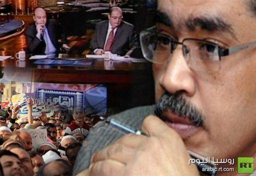 بعد الاعتداء على ابنه .. رشوان يؤكد ان البقاء في مصر للأقوى ومن يسعى لتحويلها الى غابة سيتركها
