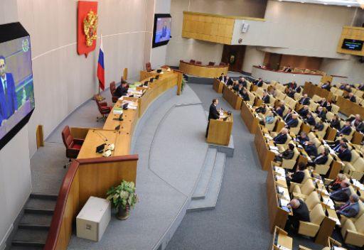 مجلس الاتحاد الروسي يقر تشريعا يفرض عقوبات على مواطنين أمريكيين