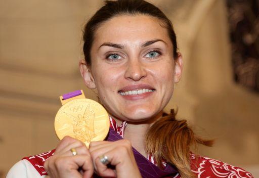 آنا تشيتشيروفا... أفضل رياضية روسية لعام 2012