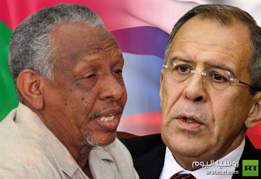 الخارجية الروسية: بامكاننا المساهمة في مشاريع البنى التحتية والاستثمارية في دارفور