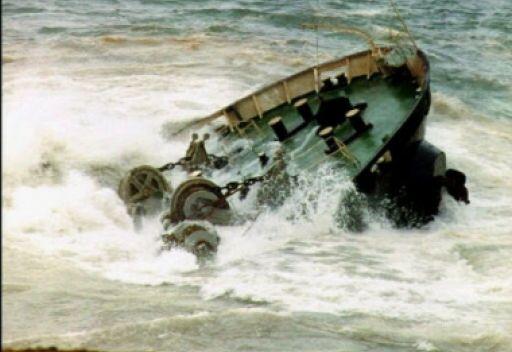 22 قتيلا و69 مفقودا في غرق باخرة قبالة سواحل غينيا بيساو