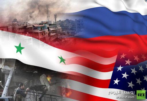 الخارجية الروسية: لا توجد أية خطة روسية أمريكية لتسوية الوضع في سورية