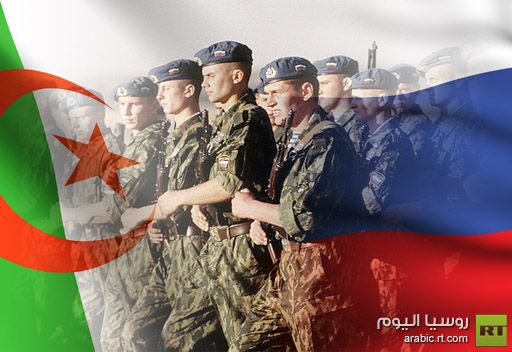 وفد عسكري جزائري الى روسيا للتعرف على خبرة قوات الانزال الجوي الروسية