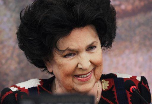 وفاة مغنية الاوبرا الذائعة الصيت جالينا فيشنيفسكايا