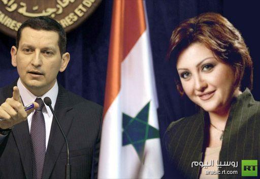 مواقع: تعيين لونا الشبل متحدثا رسميا باسم وزارة الخارجية السورية