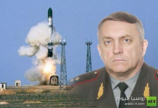 صنع صاروخ روسي ثقيل جديد يستطيع اختراق الدرع الصاروخية الامريكية