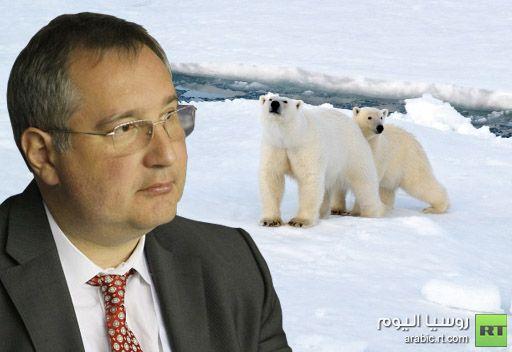 روغوزين : علينا أن نذود عن مصالحنا القومية في منطقة القطب الشمالي كيلا نفقد سيادتنا