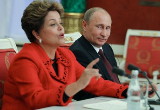 رئيسة البرازيل تعلن تأييد بلادها لموقف روسيا من الأزمة السورية