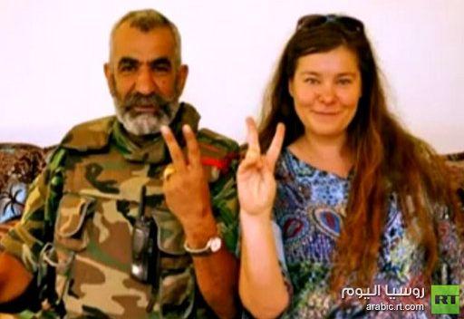 منظمة العفو الدولية تدعو الائتلاف السوري إلى الإفراج عن الصحفية أنهار كوتشنيفا