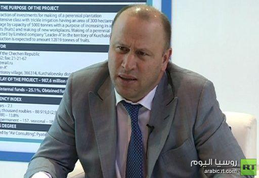 وزير الطاقة الشيشاني