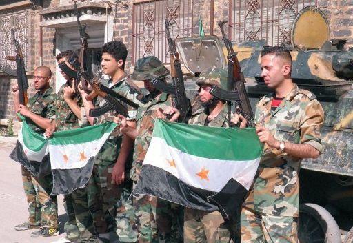 تقرير استخباري أمريكي: المسلّحون يحوّلون سورية إلى دولة فاشلة