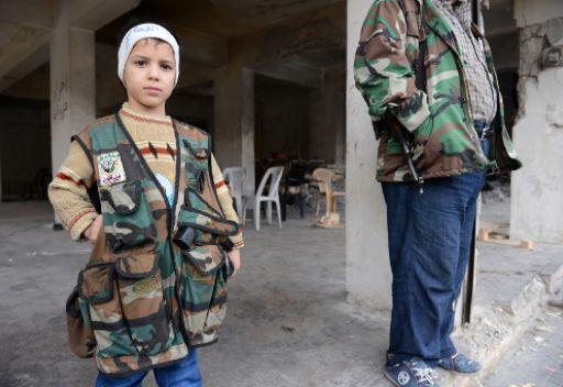 معارض سوري: الاسد لا يستطيع اقناع طفل صغير بالحوار
