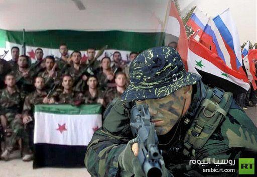 مصدر عسكري دبلوماسي روسي: الأجهزة الخاصة للدول المؤيدة للمعارضة السورية تخطط لعمل استفزازي بمشاركة مرتزقة سلافيين